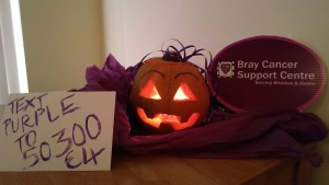 Purple Your Pumpkin photo